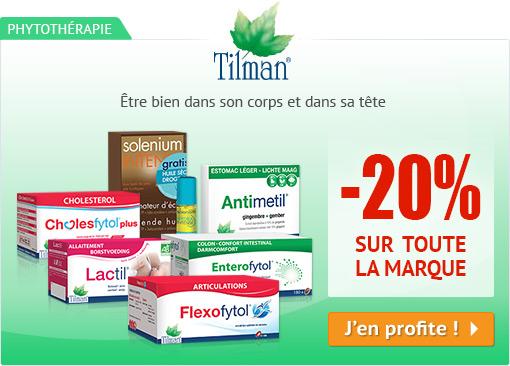 -20% Tilman