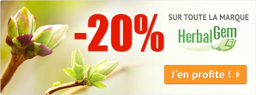 -20% Herbalgem