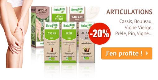 -20% Herbalgem Articulations