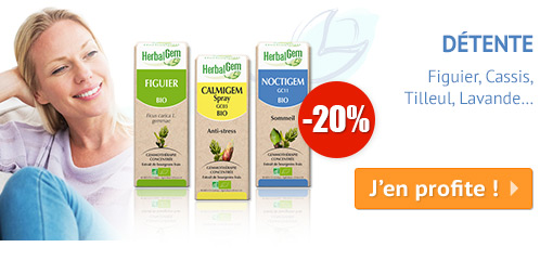 -20% Herbalgem Détente