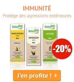-20% Herbalgem Immunité