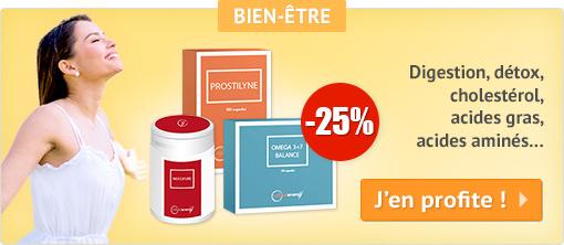 -25% Natural Energy Bien-être
