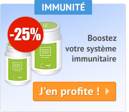 -25% Natural Energy Immunité