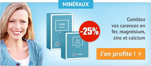 -25% Natural Energy Minéraux