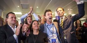 Le triomphe des candidats macronistes