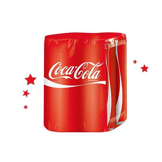 Coca-Cola - Coca-Cola*, Cola Zero*, Cola Light*, Mezzo Mix* oder Fanta Orange