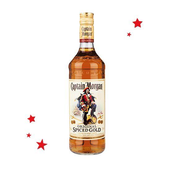 Captain Morgan - Original Spiced Gold