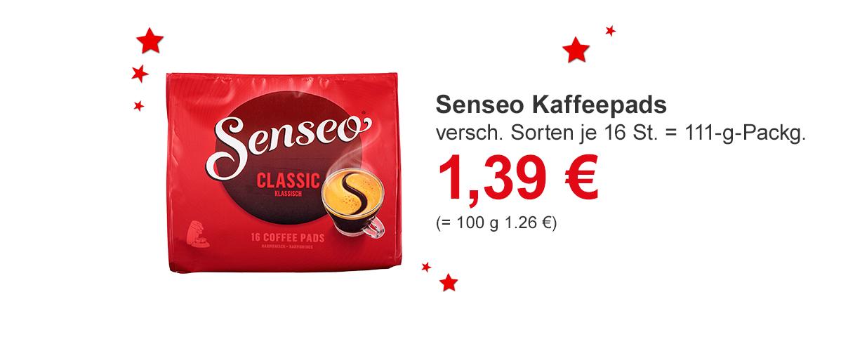 Senseo - Kaffeepads