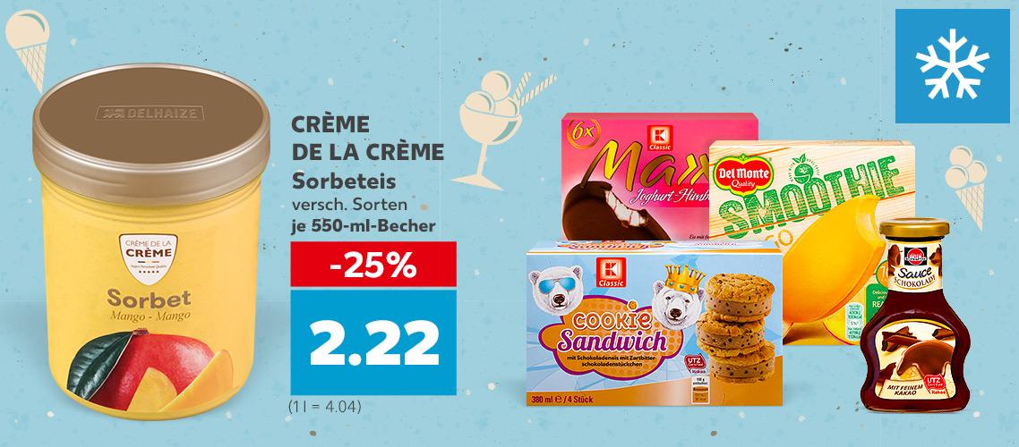 Angebote: Eis