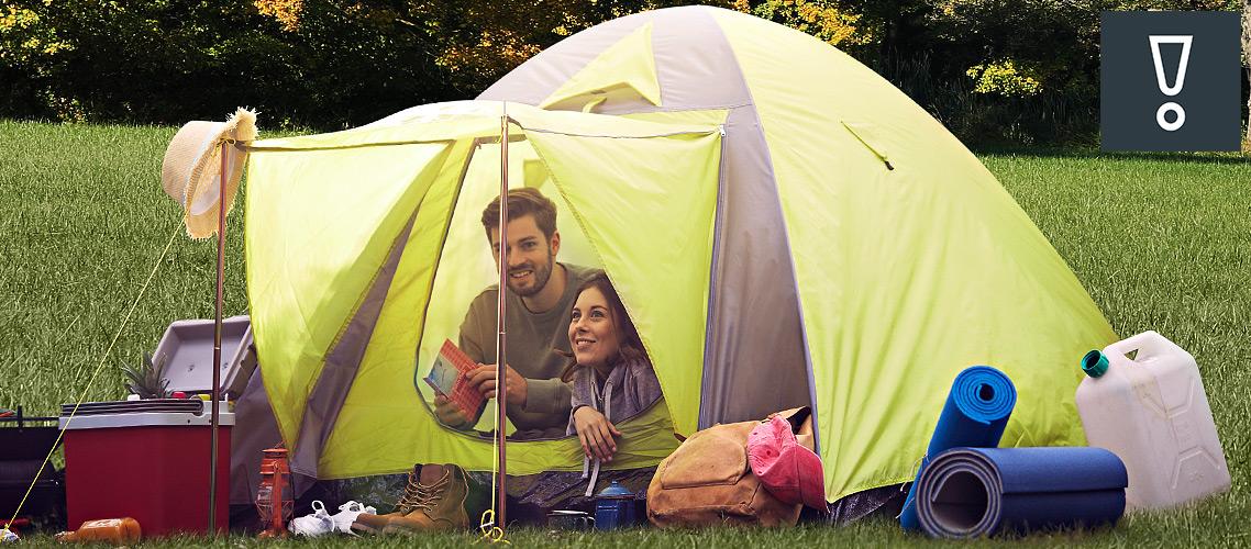 Non Food Angebot: Camping