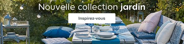 Nouvelle collection jardin > Inspirez-vous