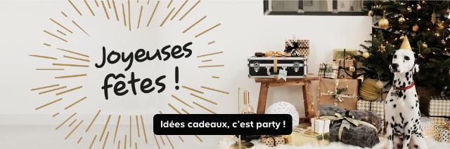 Joyeuses fêtes ! > Idées cadeaux, c'est party !