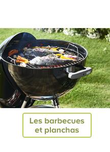 Les barbecues et planchas
