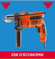 25€ d'économie