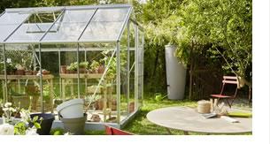 Mettre vos plantes à l'abri