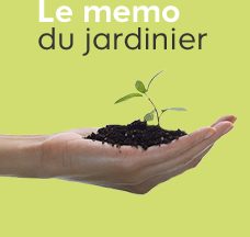Le mémo du jardinier