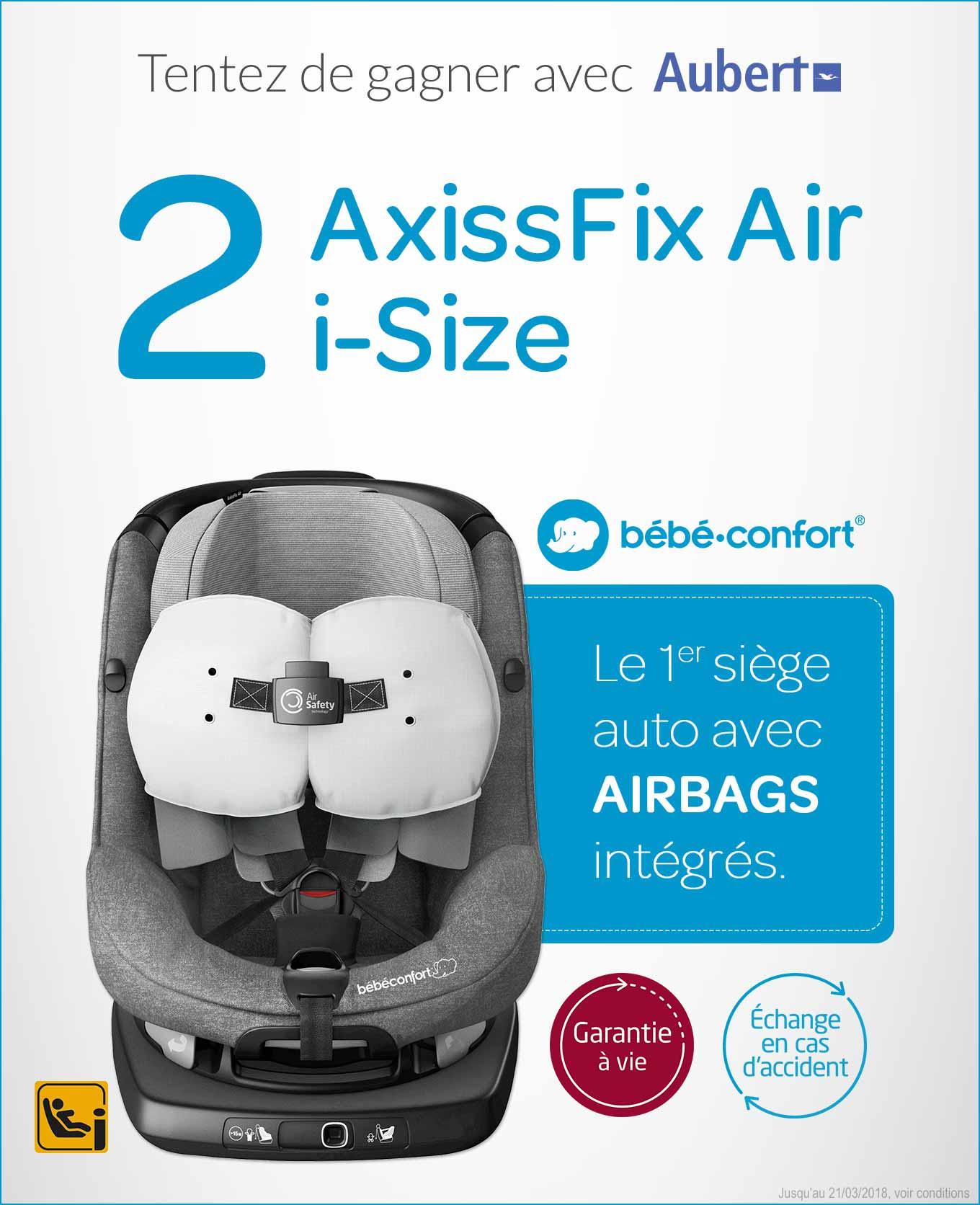 aubert gagner 2 axissfix air de b b confort. Black Bedroom Furniture Sets. Home Design Ideas