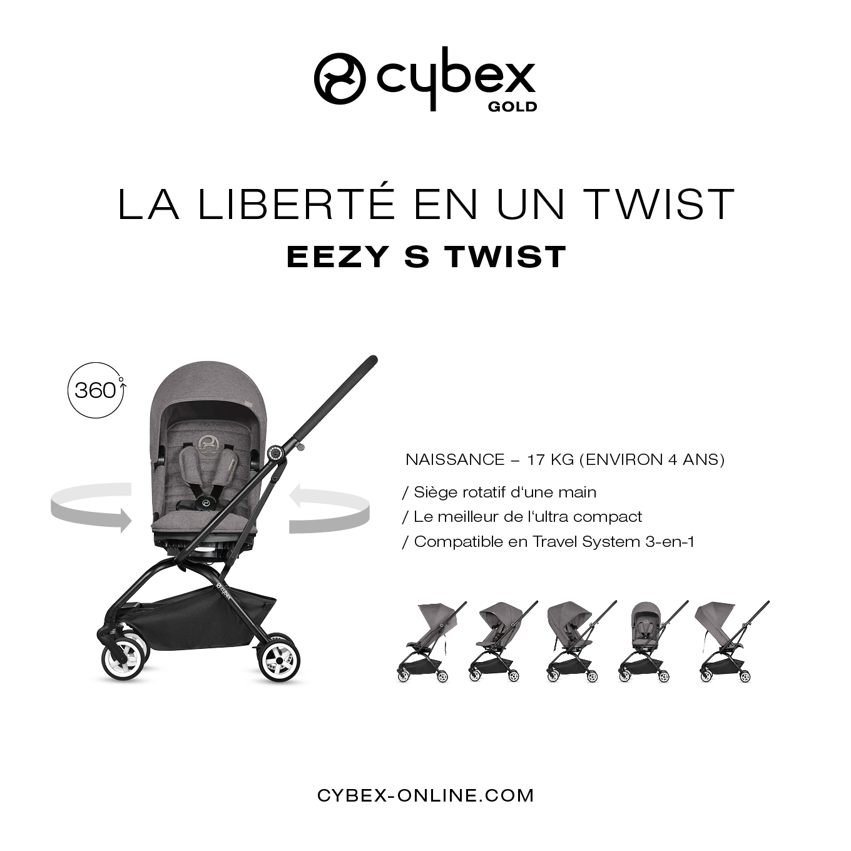 La Liberté en un twist - Eezy S Twist* ! ! voir conditions