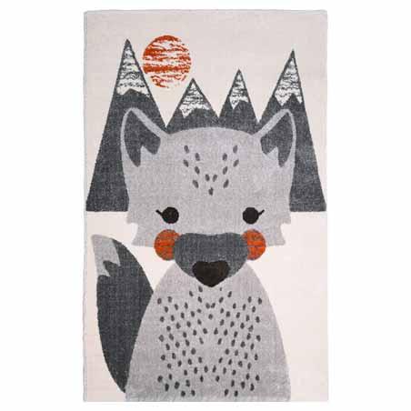 Tapis Mr Fox de Nattiot