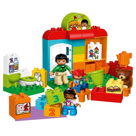 Le jardin d'enfants de LEGO® DUPLO®