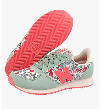 Ditsy New Balance Trainers