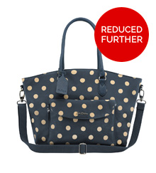 Button Spot Smart Nappy Bag