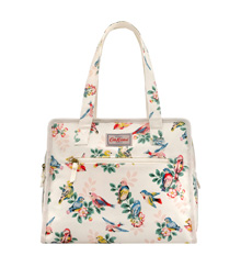 Spring Birds Large Pandora Bag