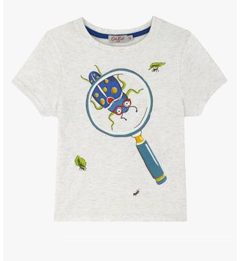 Bugs Kids Short Sleeve Tshirt