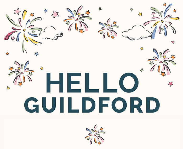 HELLO GUILDFORD