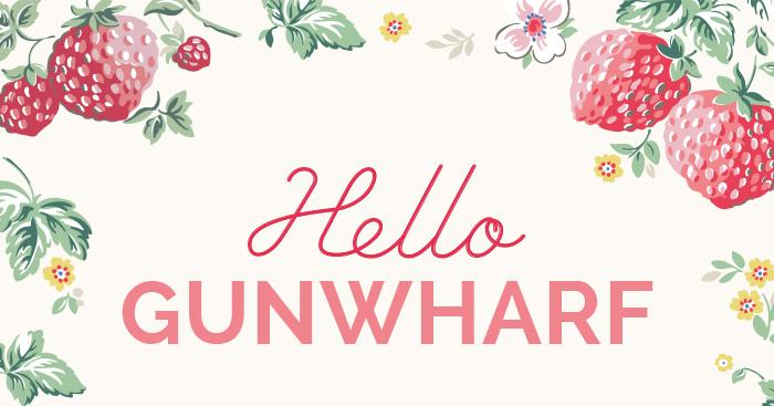 Hello GUNWHARF