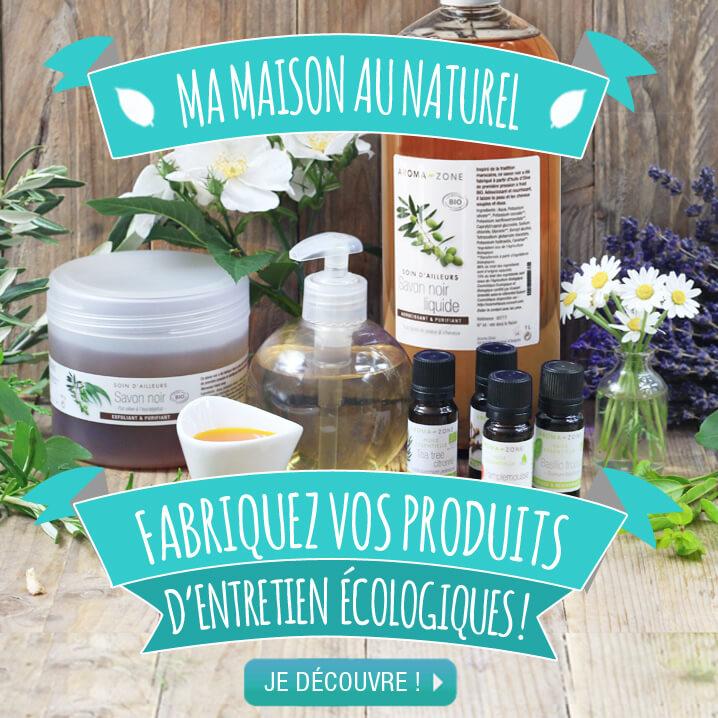 aroma zone nettoyage de printemps fabriquez vos produits m nagers cologiques. Black Bedroom Furniture Sets. Home Design Ideas