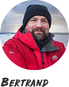 Bertrand, partenaire Terres d'Aventure en Islande