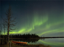 © Petits trappeurs en Laponie - VisitFinland