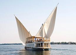Le Nil en dahabieh : charme et confort © Sonia Allaire - Egypte