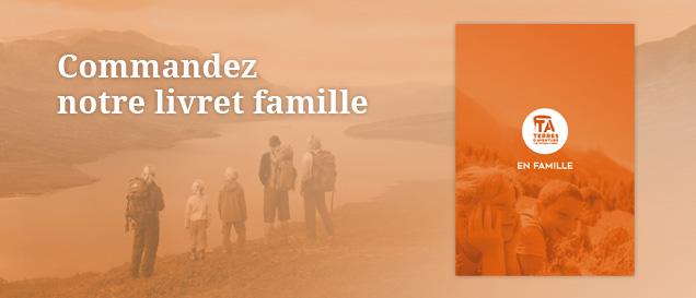 Commandez notre livret famille