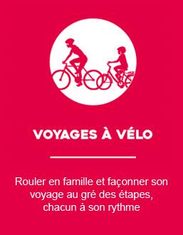 Voyages vélo en famille