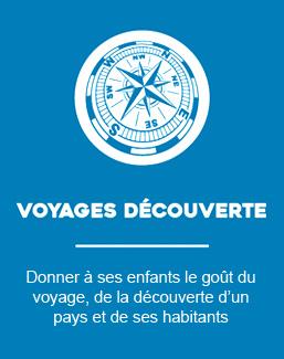 Voyages découverte en famille