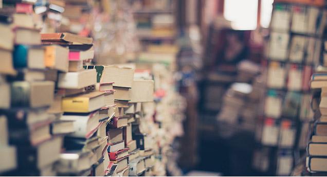 La librairie du Festival Objectif Aventure © Eli Francis