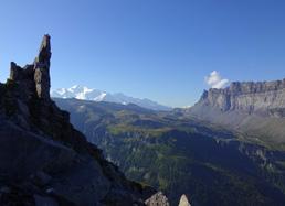 © Du Léman au Mont-Blanc (GTA étape 1)