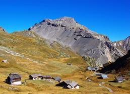 © Névache, Queyras au piémont italien (GTA étape 3)