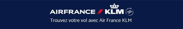 Air France et Terres d'Aventure