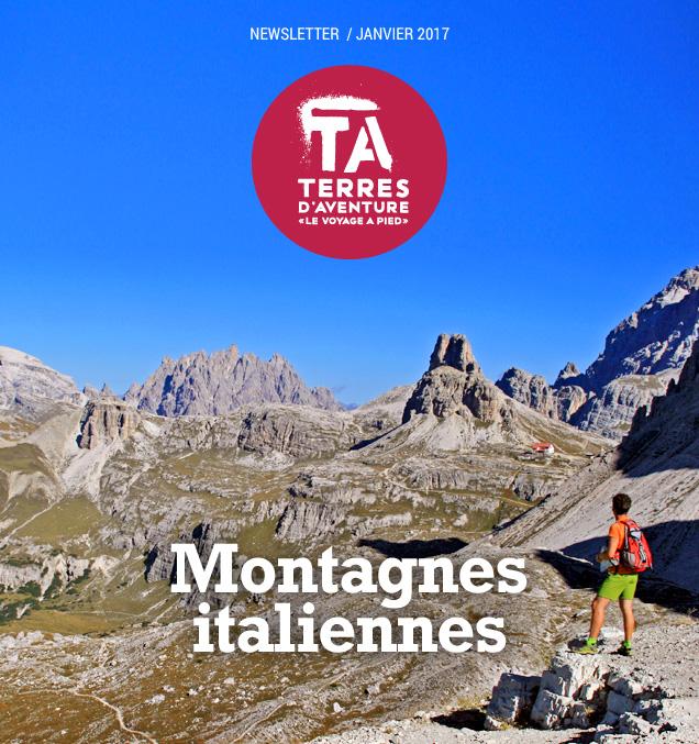Montagnes italiennes © Julien Paturaud
