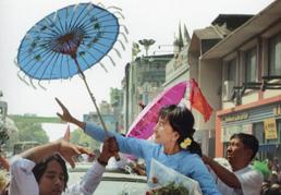Les chemins de la liberté, Birmanie, Sylvie Brieu
