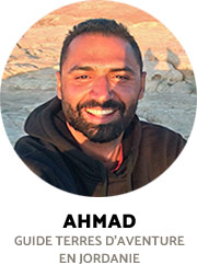 Ahmad guide Terres d'Aventures