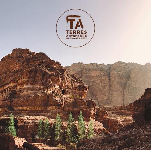En Jordanie, les paysages prennent la couleur du cœur © Augustina Furor