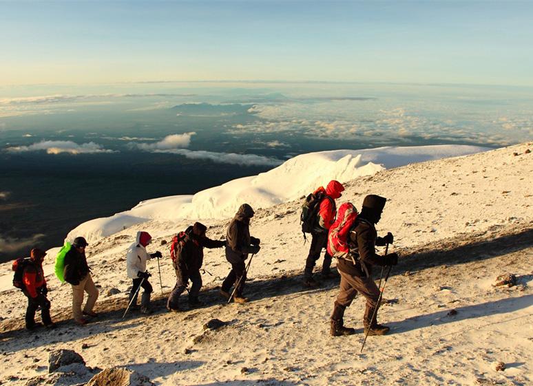 © Kilimandjaro, voie Machame