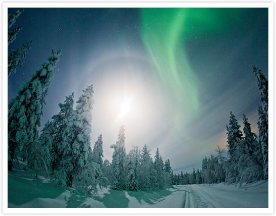 Laponie avec Terres d'Aventure