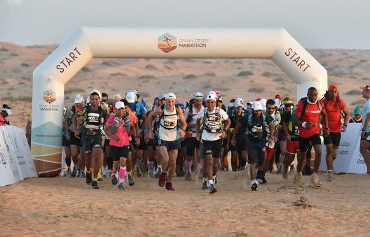 © Oman Desert Marathon / www.marathonoman.com