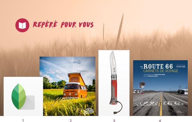 Road trip - Repéré pour vous