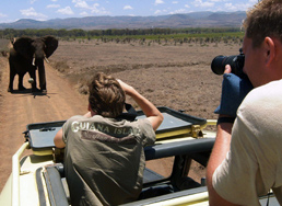 Petits conseils photo en Safari © Tanzania Tourist Board OT